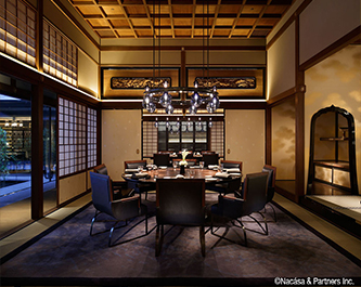 "The Ritz-Carlton Kyoto ""La Locanda"""