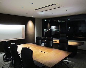 President's Room and Directors' Conference Room