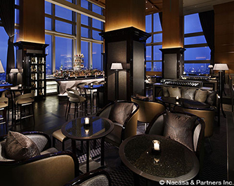 The Bar at The Ritz-Carlton, Tokyo